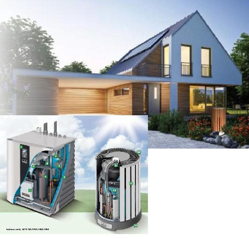 REMKO - ARTstyle HEAT PUMPS